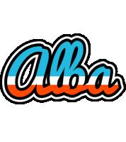 Alba america logo