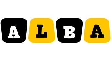 Alba boots logo
