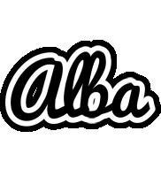 Alba chess logo