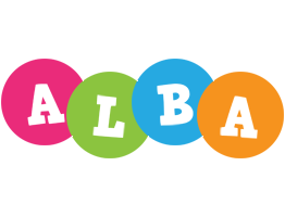 Alba friends logo