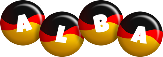 Alba german logo