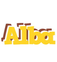 Alba hotcup logo