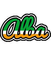 Alba ireland logo