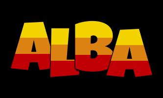 Alba jungle logo