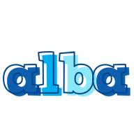Alba sailor logo