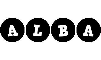 Alba tools logo