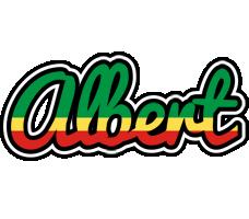 Albert african logo