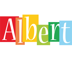 Albert colors logo