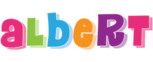 Albert friday logo