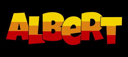 Albert jungle logo