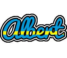 Albert sweden logo