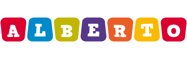 Alberto daycare logo
