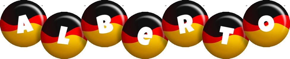 Alberto german logo