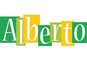 Alberto lemonade logo