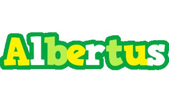 Albertus Logo   Name Logo Generator - Popstar, Love Panda