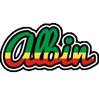 Albin african logo