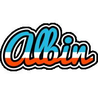 Albin america logo