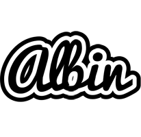 Albin chess logo