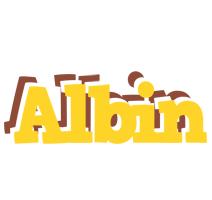 Albin hotcup logo