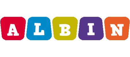 Albin kiddo logo