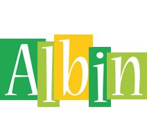 Albin lemonade logo