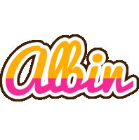 Albin smoothie logo