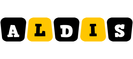 Aldis boots logo