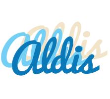 Aldis breeze logo
