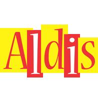 Aldis errors logo