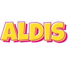 Aldis kaboom logo