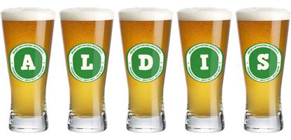 Aldis lager logo