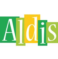 Aldis lemonade logo