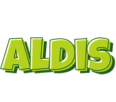 Aldis summer logo