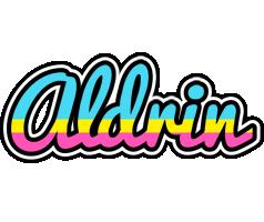 Aldrin circus logo