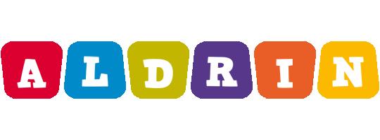 Aldrin daycare logo