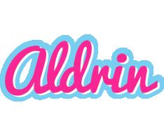 Aldrin popstar logo