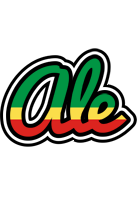 Ale african logo