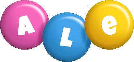 Ale candy logo