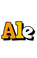 Ale cartoon logo