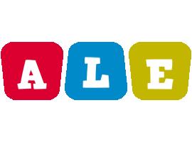 Ale daycare logo