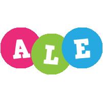 Ale friends logo