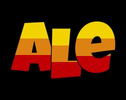 Ale jungle logo