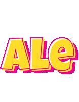 Ale kaboom logo