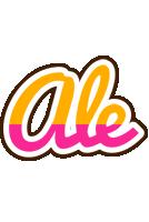 Ale smoothie logo