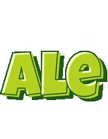 Ale summer logo