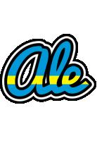Ale sweden logo