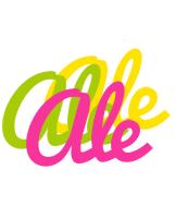 Ale sweets logo