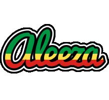Aleeza african logo
