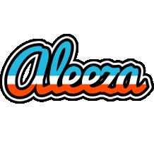 Aleeza america logo