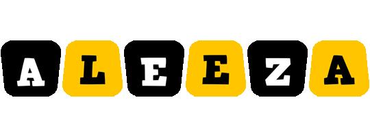 Aleeza boots logo